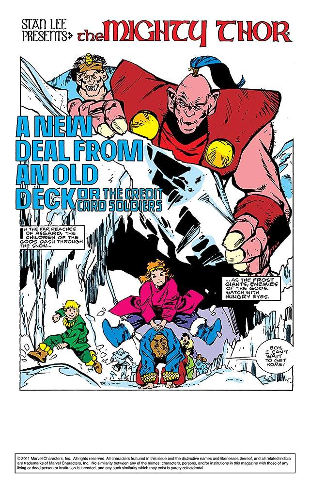 Thor (1966-1996) #357