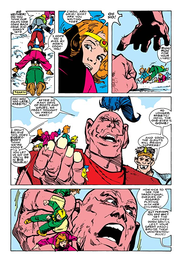 click for super-sized previews of Thor (1966-1996) #357
