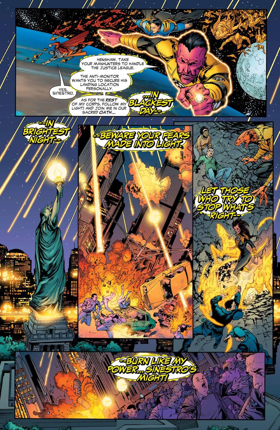 Green Lantern (2005-2011) #24