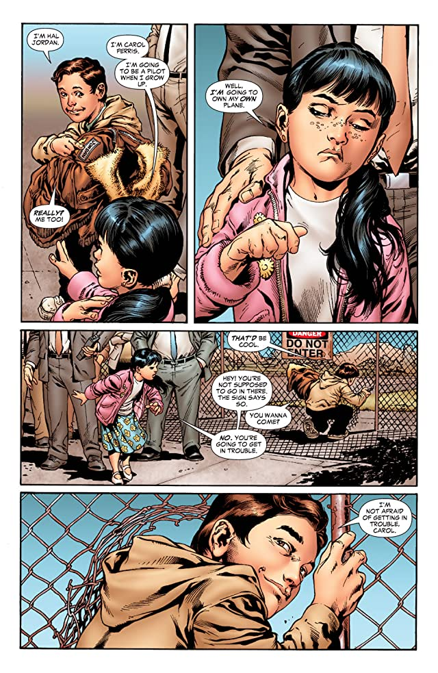 Green Lantern (2005-2011) #29