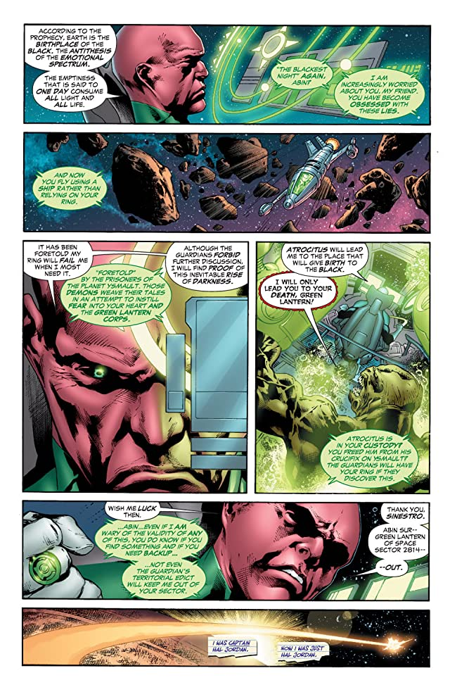 Green Lantern (2005-2011) #30