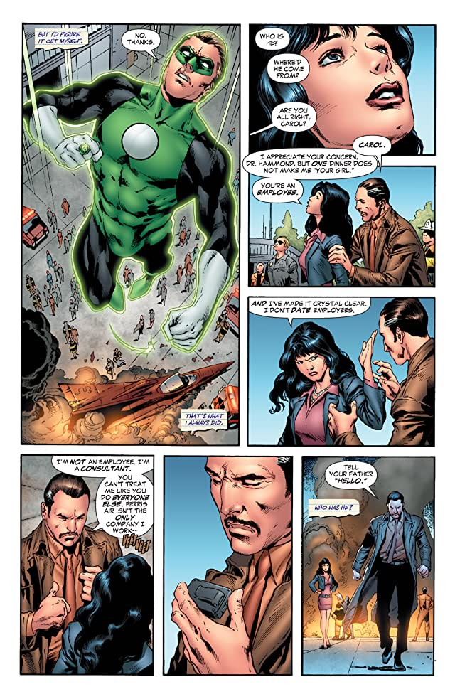 click for super-sized previews of Green Lantern (2005-2011) #31