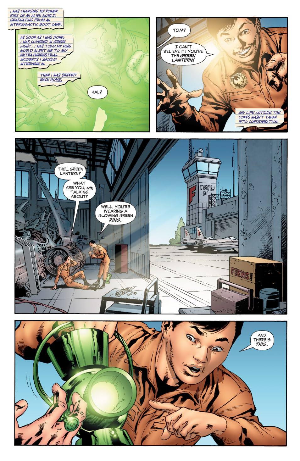Green Lantern (2005-2011) #32