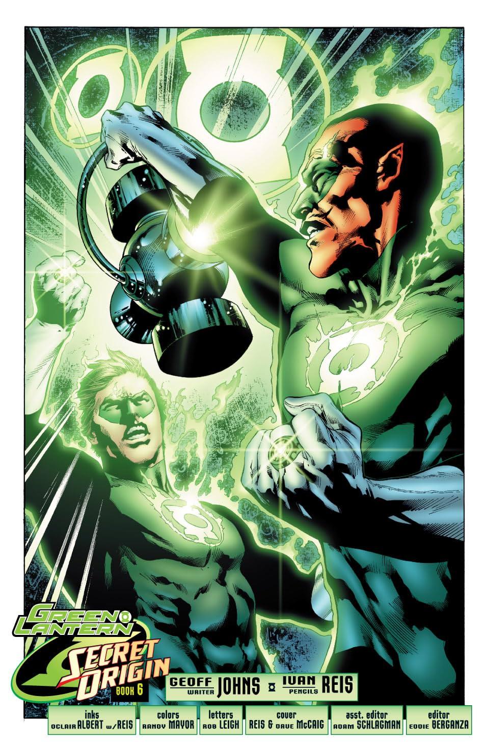 Green Lantern (2005-2011) #34