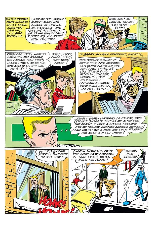 Green Lantern (1960-1972) #13