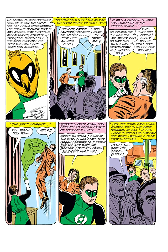 click for super-sized previews of Green Lantern (1960-1972) #11