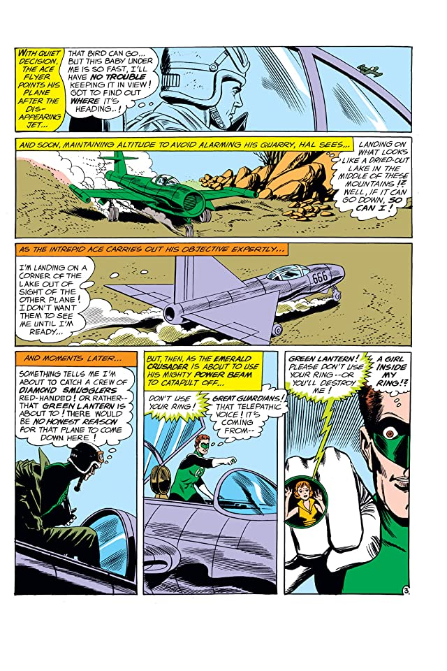 click for super-sized previews of Green Lantern (1960-1972) #10