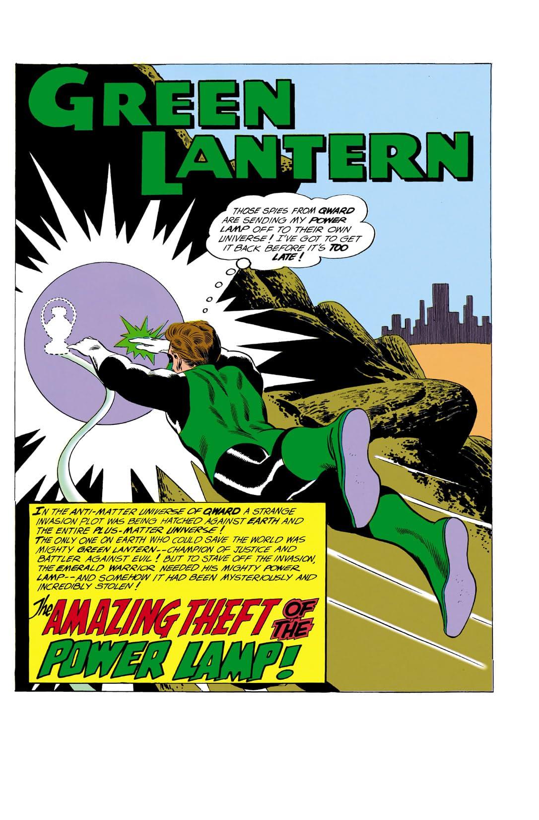 Green Lantern (1960-1972) #3