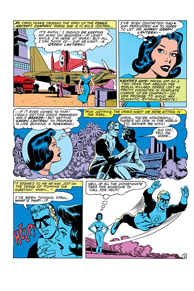 click for super-sized previews of Showcase (1956-1978) #24