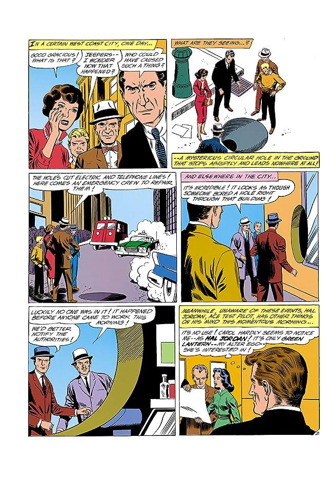 Green Lantern (1960-1972) #2