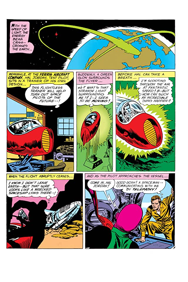click for super-sized previews of Showcase (1956-1978) #22