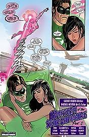 Green Lantern (2005-2011) #19