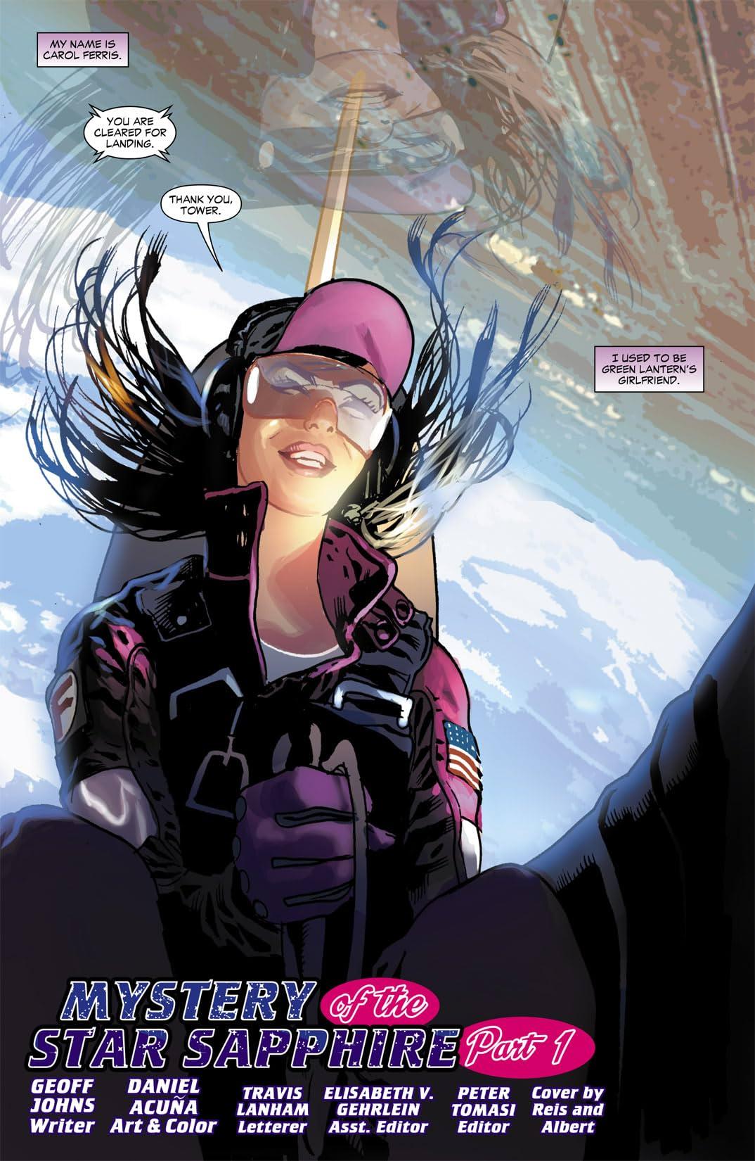 Green Lantern (2005-2011) #18