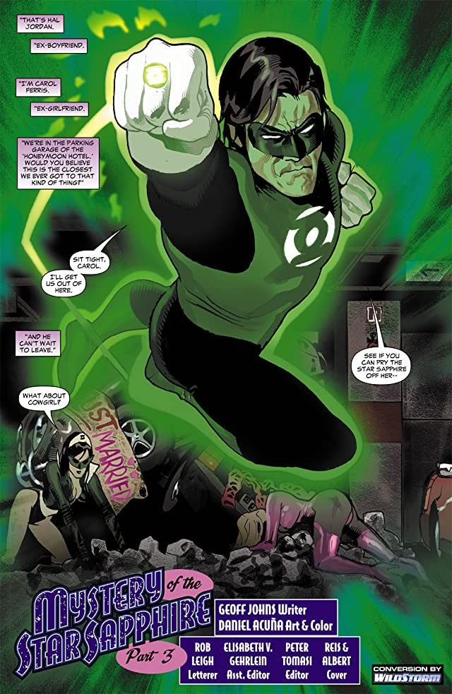 click for super-sized previews of Green Lantern (2005-2011) #20