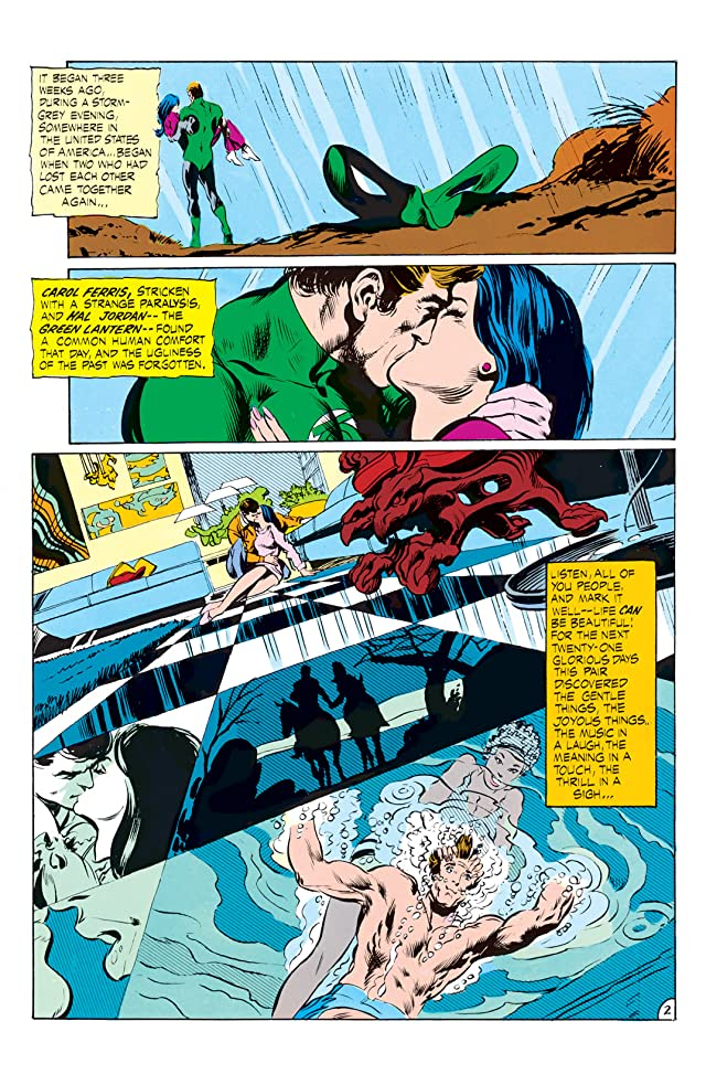 click for super-sized previews of Green Lantern (1960-1972) #84