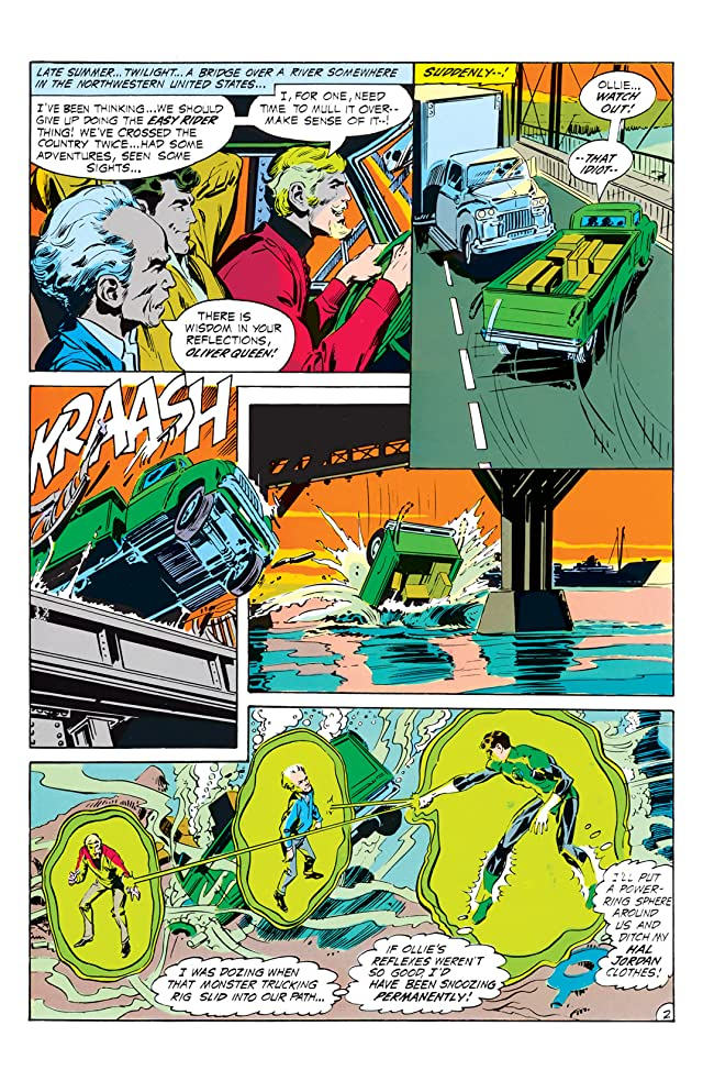 click for super-sized previews of Green Lantern (1960-1972) #80