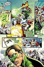 Green Lantern (2005-2011) #10