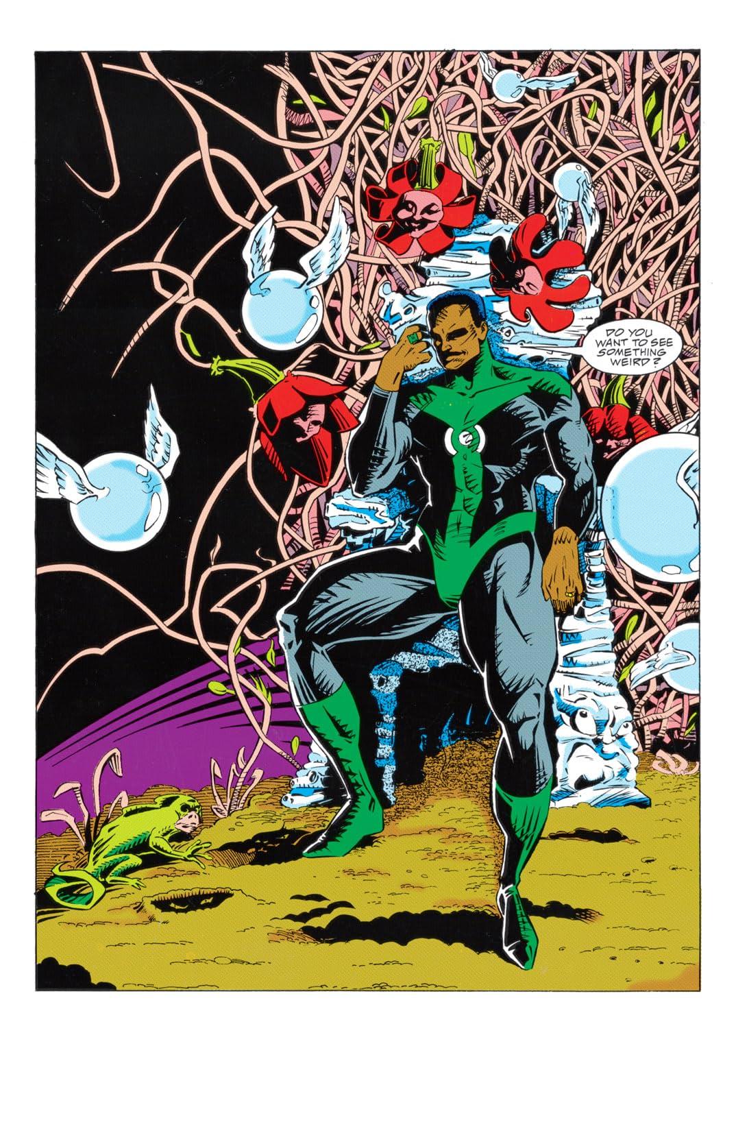 Green Lantern: Mosaic #1