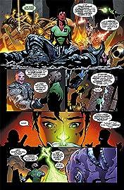 Green Lantern Corps (2006-2011) #1