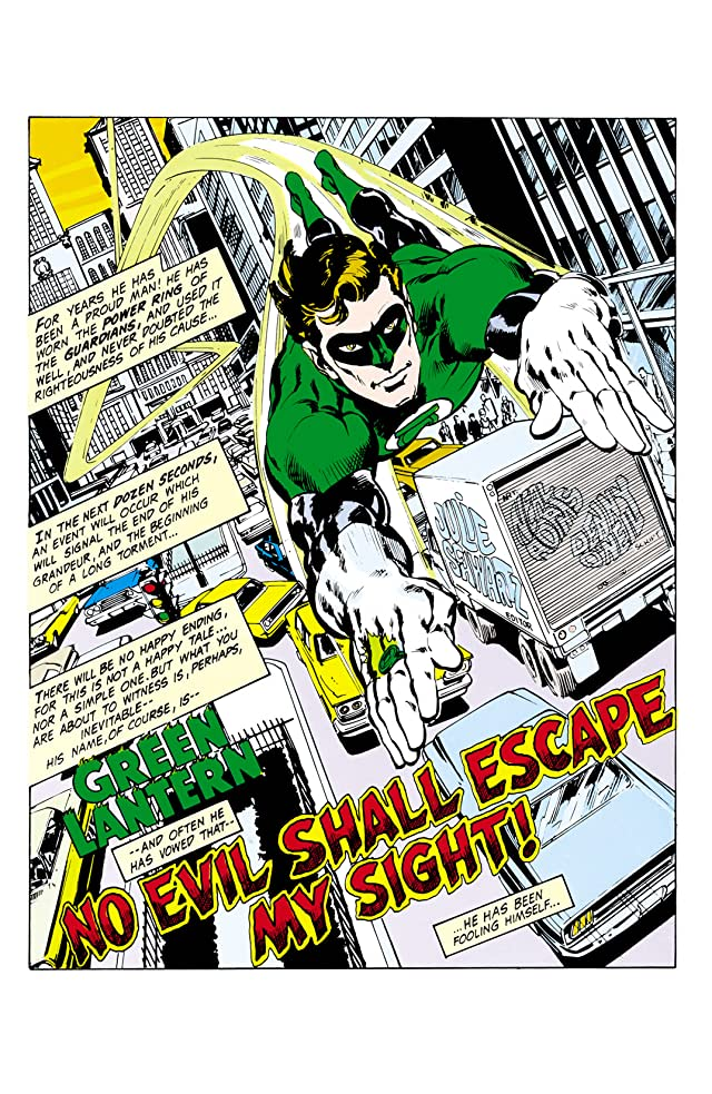 click for super-sized previews of Green Lantern (1960-1972) #76