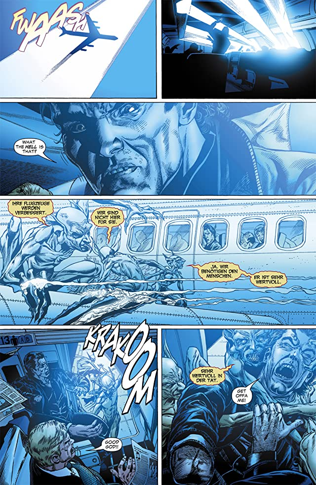 click for super-sized previews of Green Lantern (2005-2011) #5