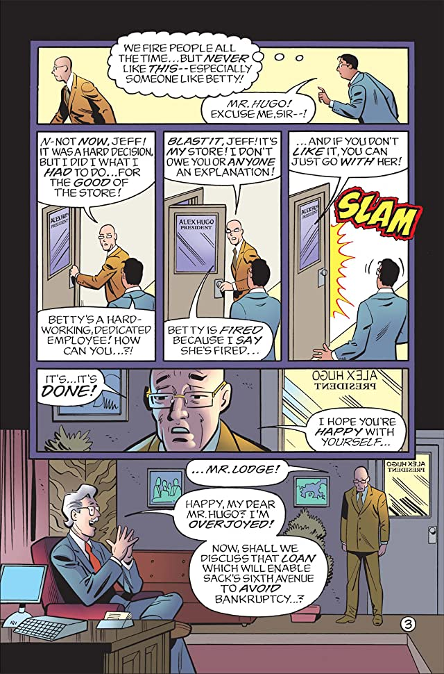 click for super-sized previews of Archie Marries Betty #4