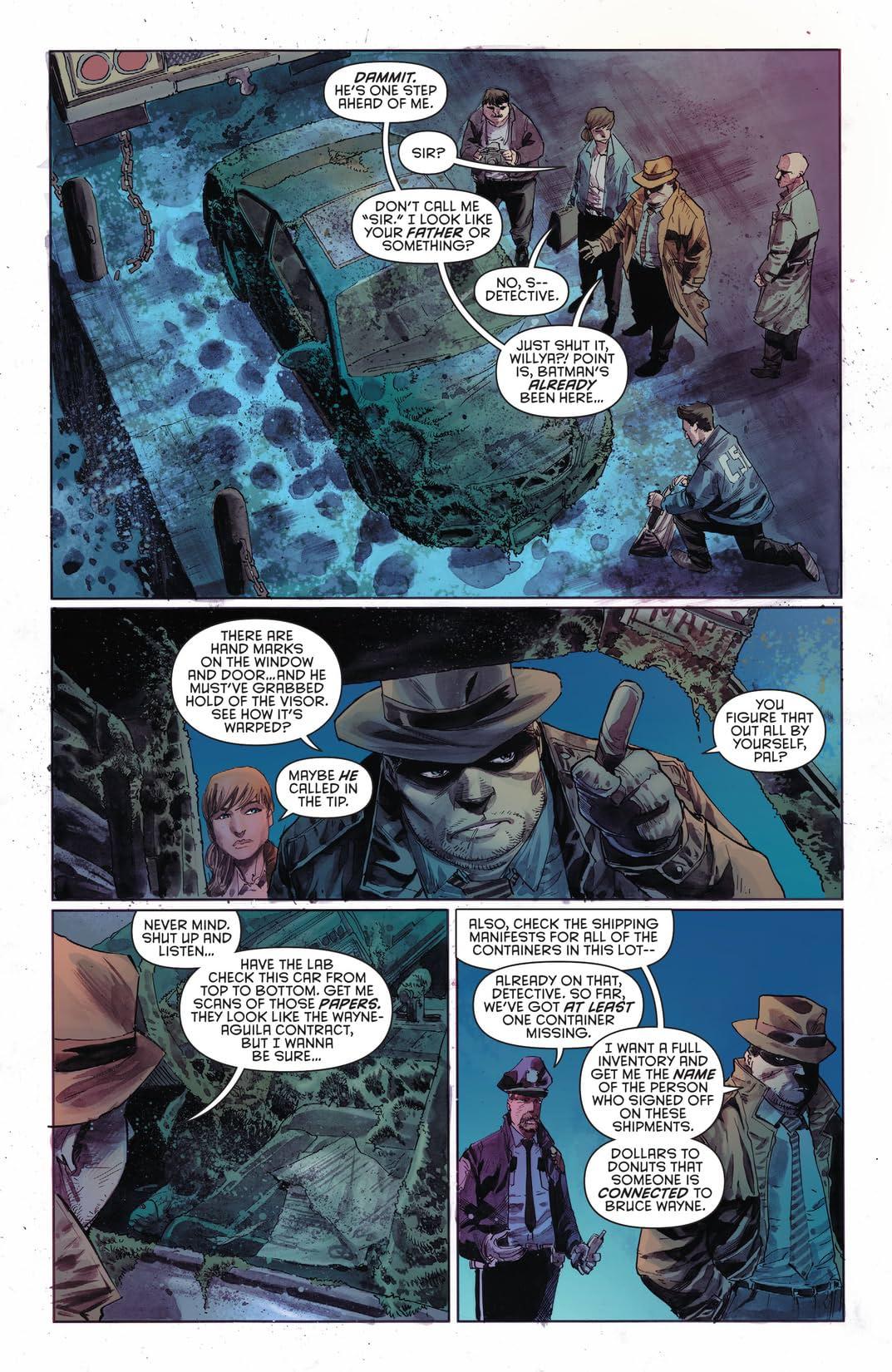 Detective Comics (2011-2016) #32