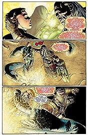 Green Lantern: Emerald Warriors #7