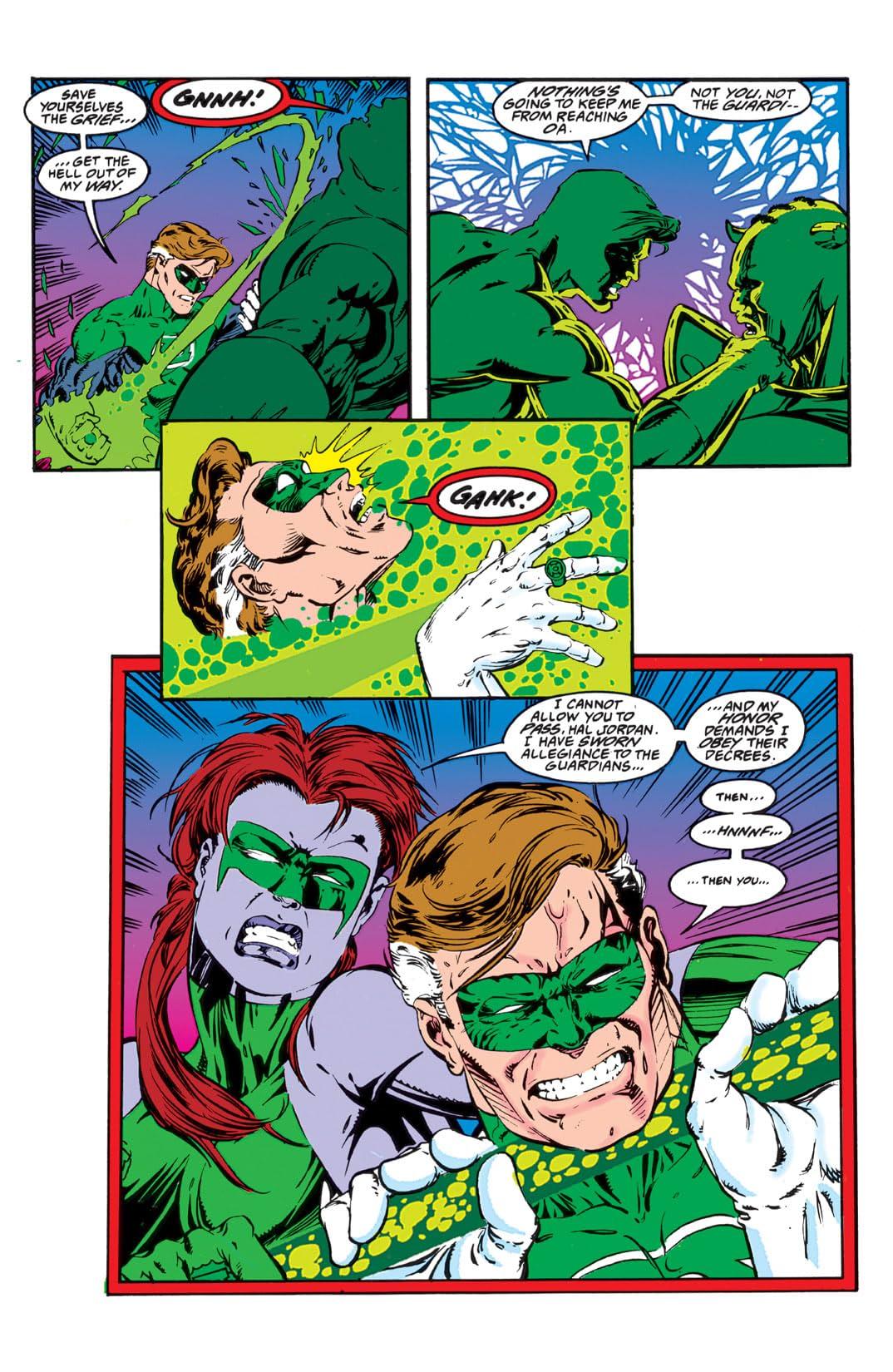 Green Lantern (1990-2004) #49