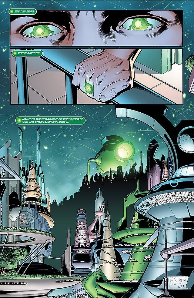 Green Lantern: Emerald Warriors #1