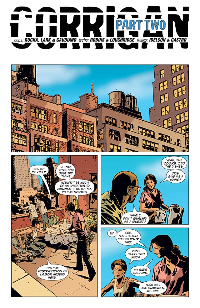 click for super-sized previews of Gotham Central #24