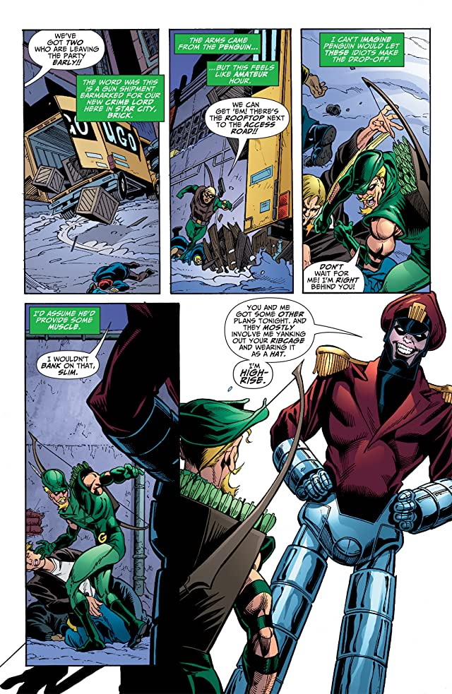 Green Arrow (2001-2007) #46