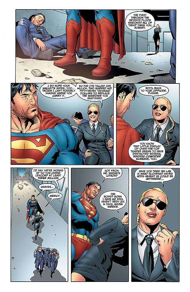 click for super-sized previews of DC Universe Online Legends #9