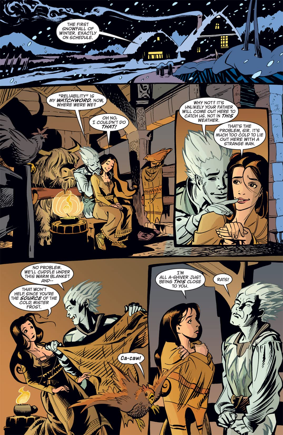 Jack of Fables #11