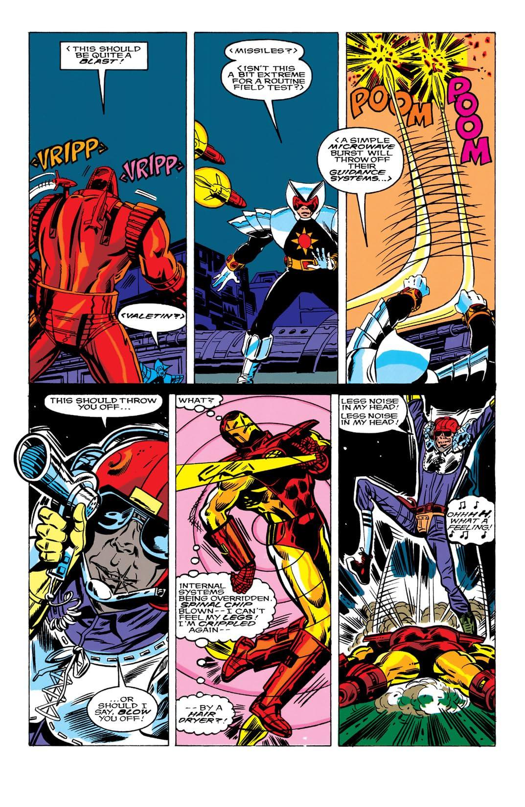 Iron Man (1968-1996) #255