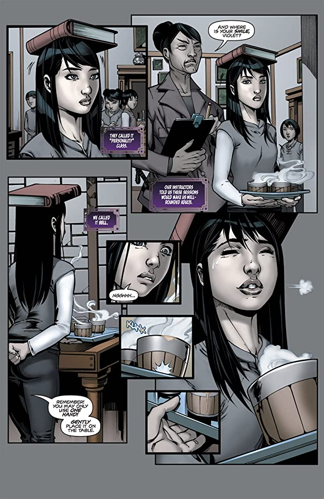 click for super-sized previews of Executive Assistant Iris #4