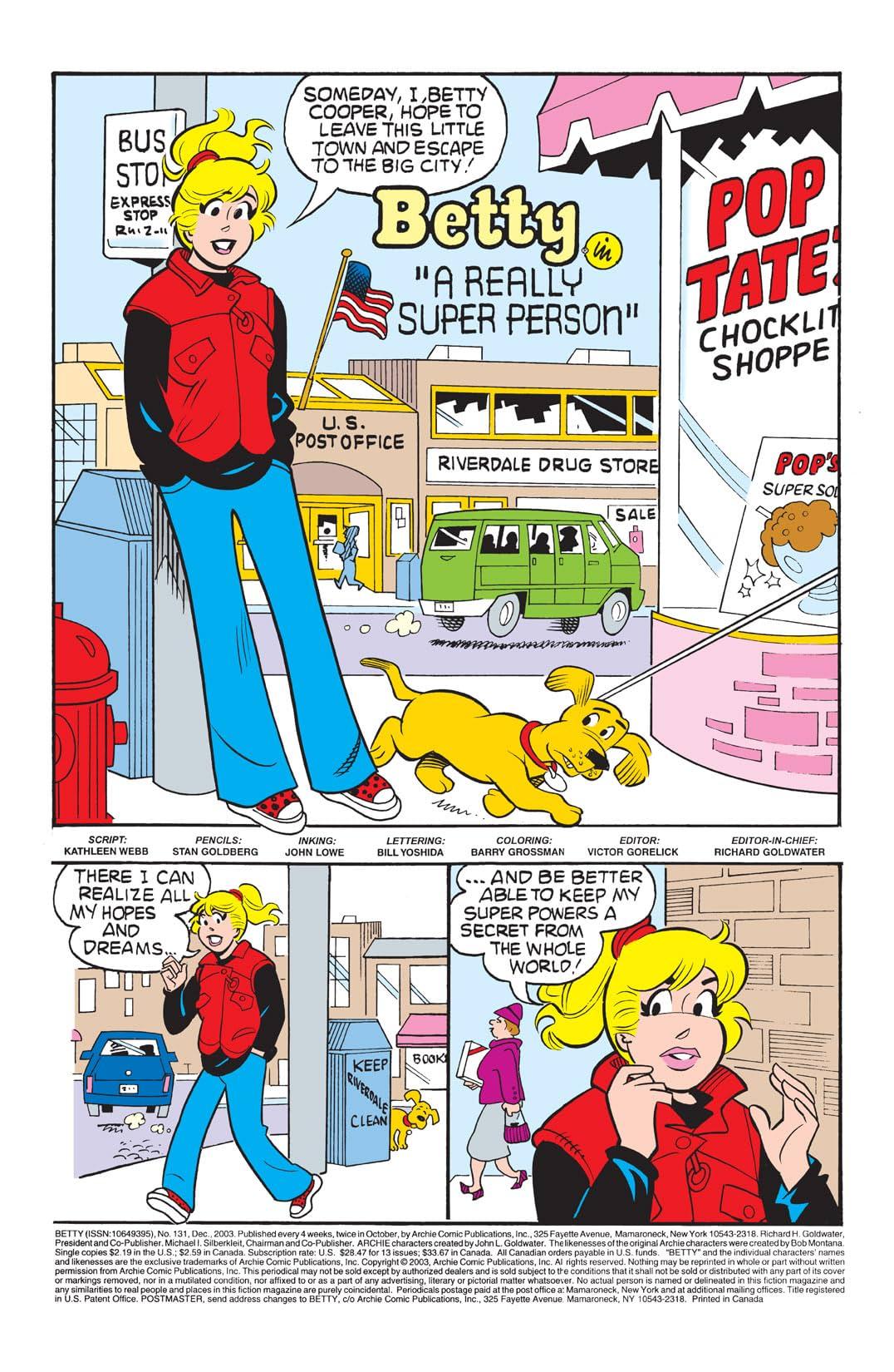 Betty #131
