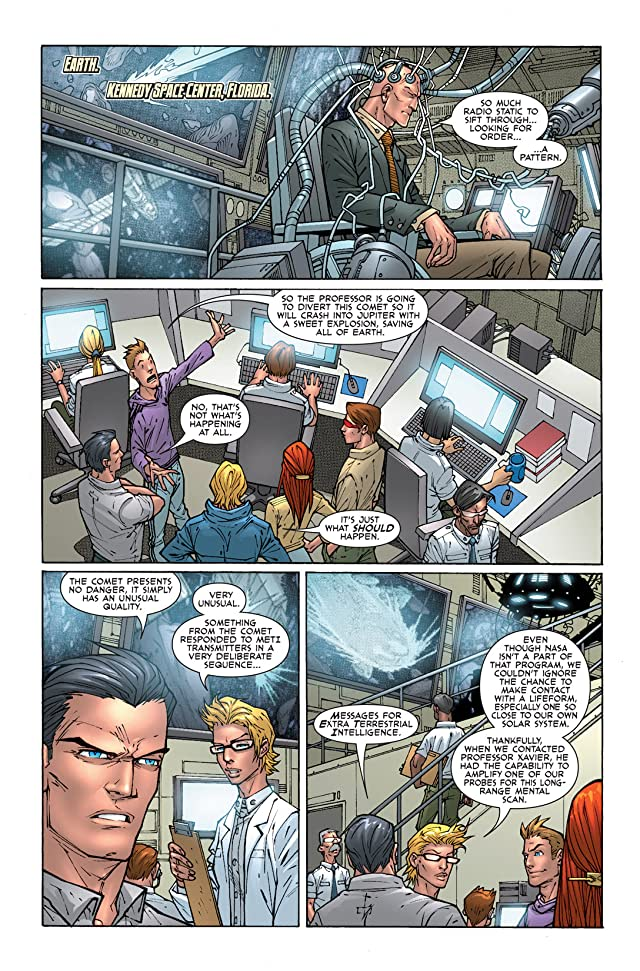 click for super-sized previews of X-Men: First Class II #6