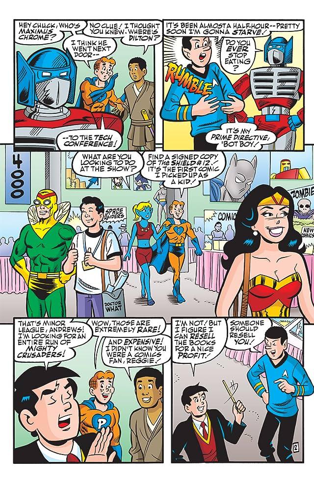 Archie & Friends #156