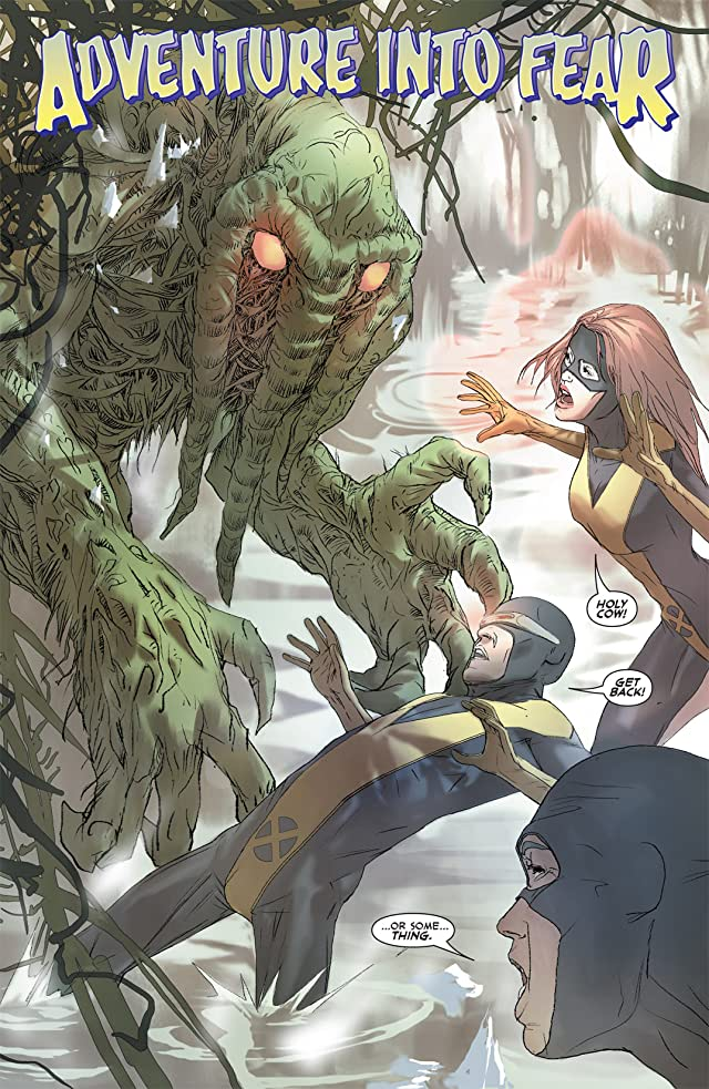 click for super-sized previews of X-Men: First Class II #8