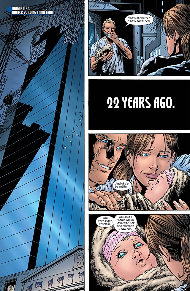 click for super-sized previews of Ultimate Fantastic Four #59