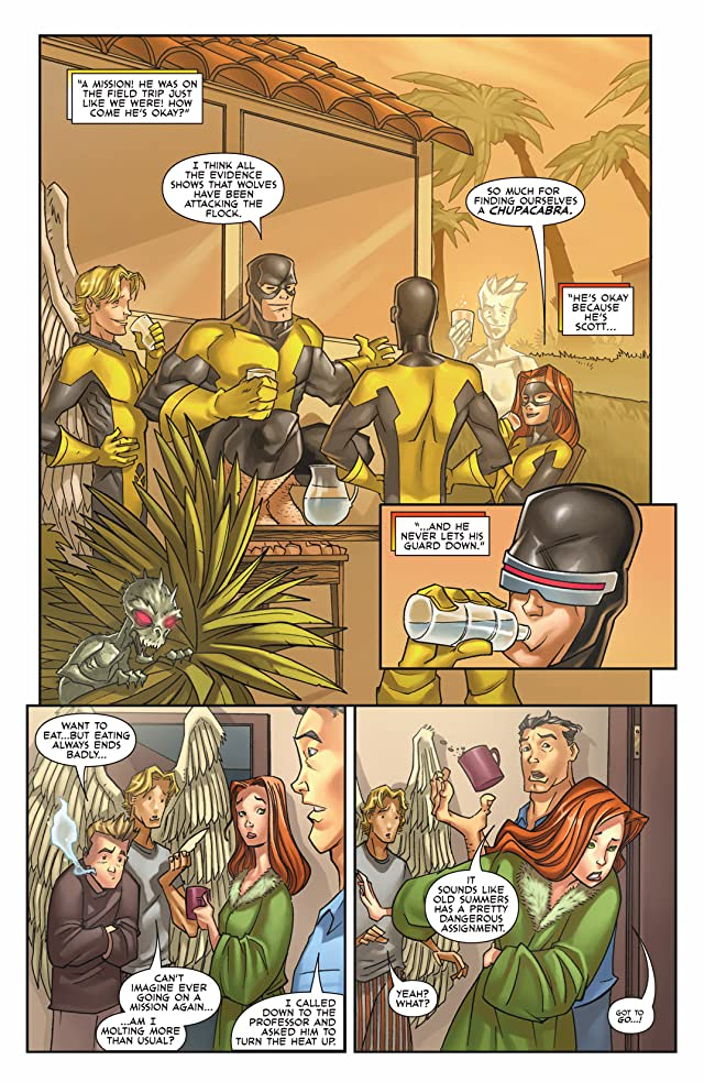 click for super-sized previews of X-Men: First Class II #10