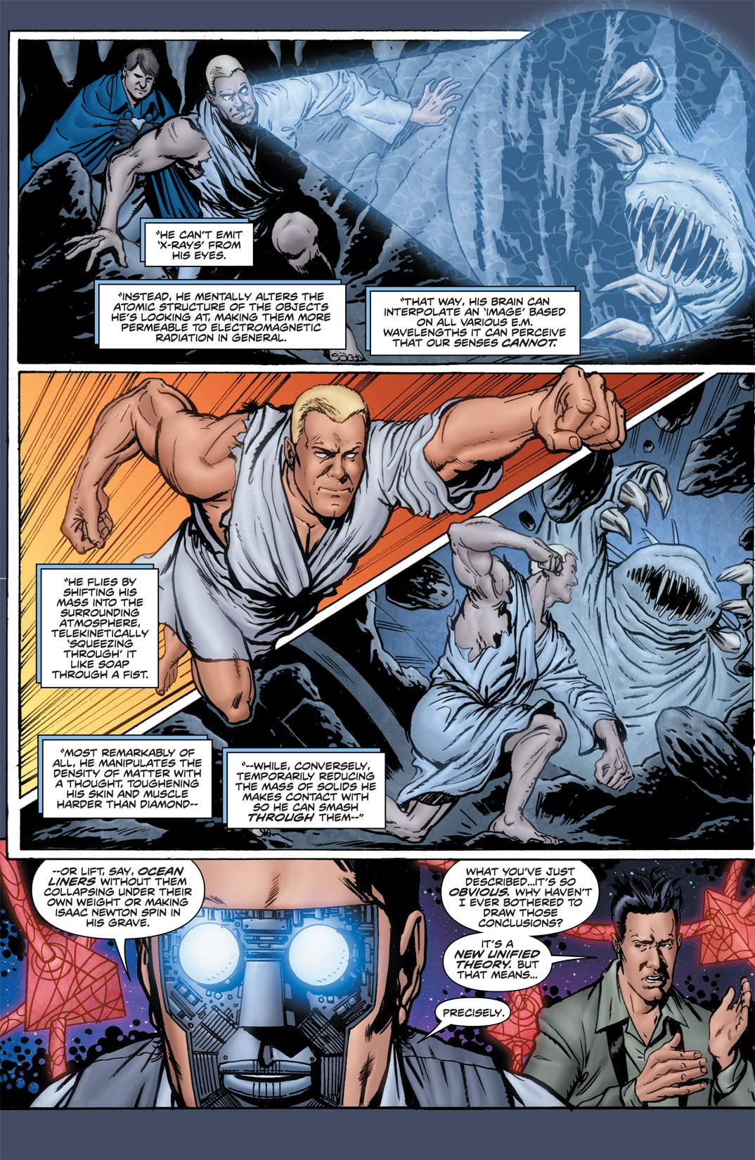 Irredeemable #25