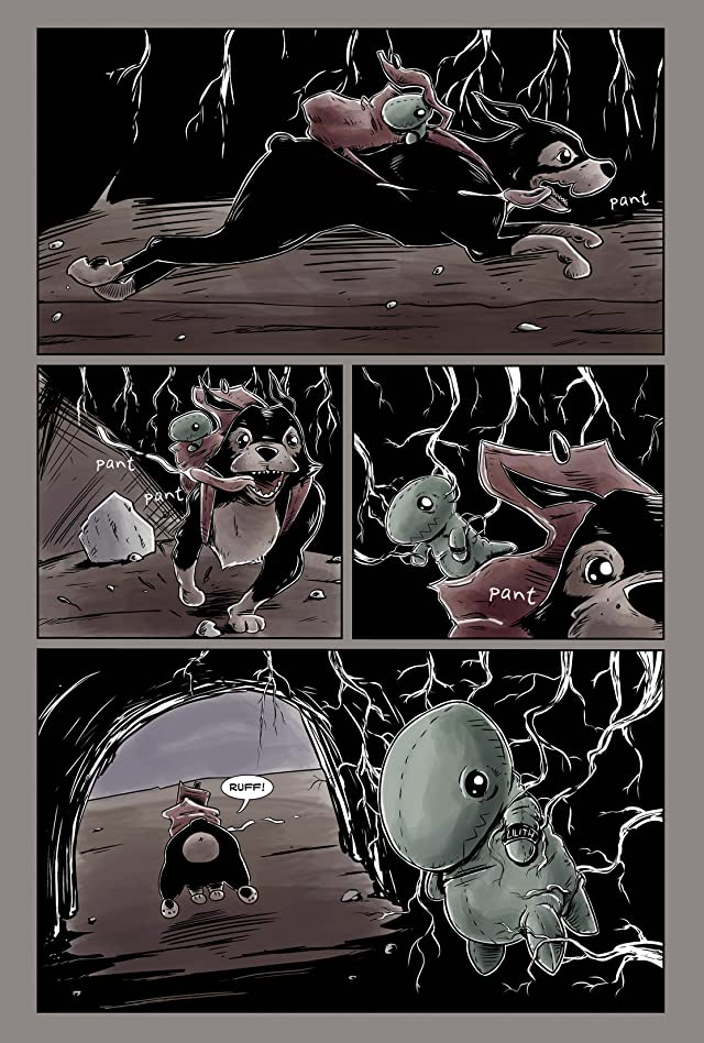 click for super-sized previews of Lilith Dark #5