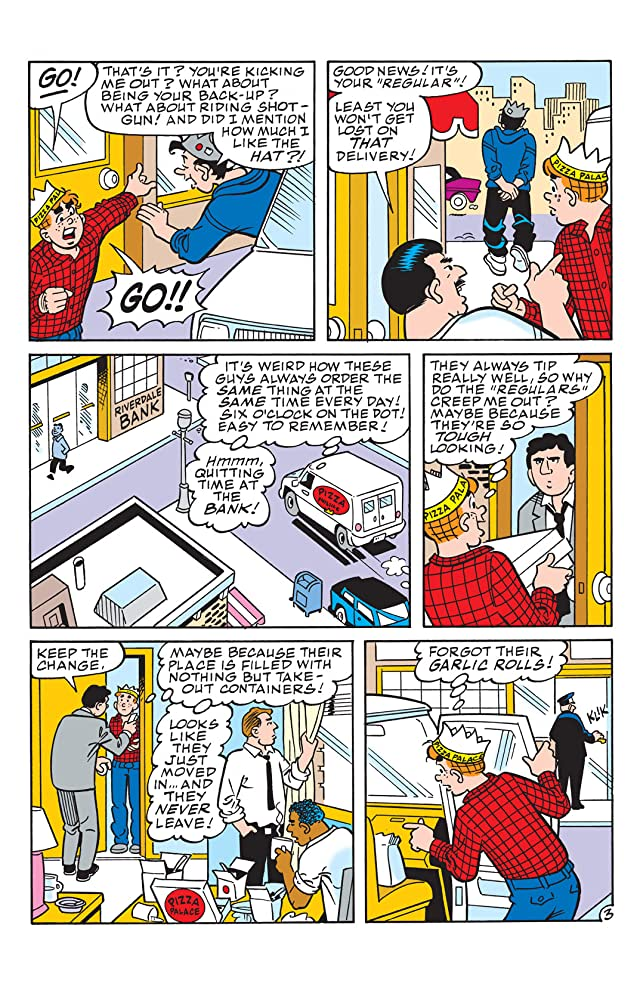 click for super-sized previews of Archie & Friends #99