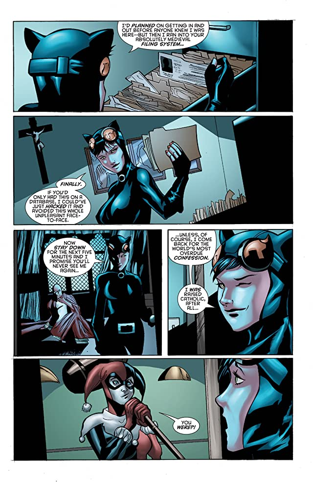 click for super-sized previews of Gotham City Sirens #12
