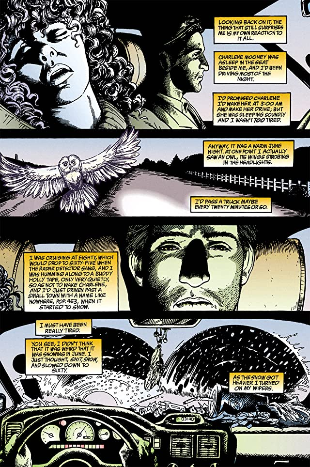 click for super-sized previews of The Sandman #51