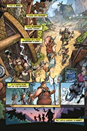 Dragons: Riders of Berk Vol. 1: Dragon Down