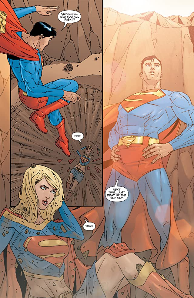click for super-sized previews of Supergirl (2005-2011) #26