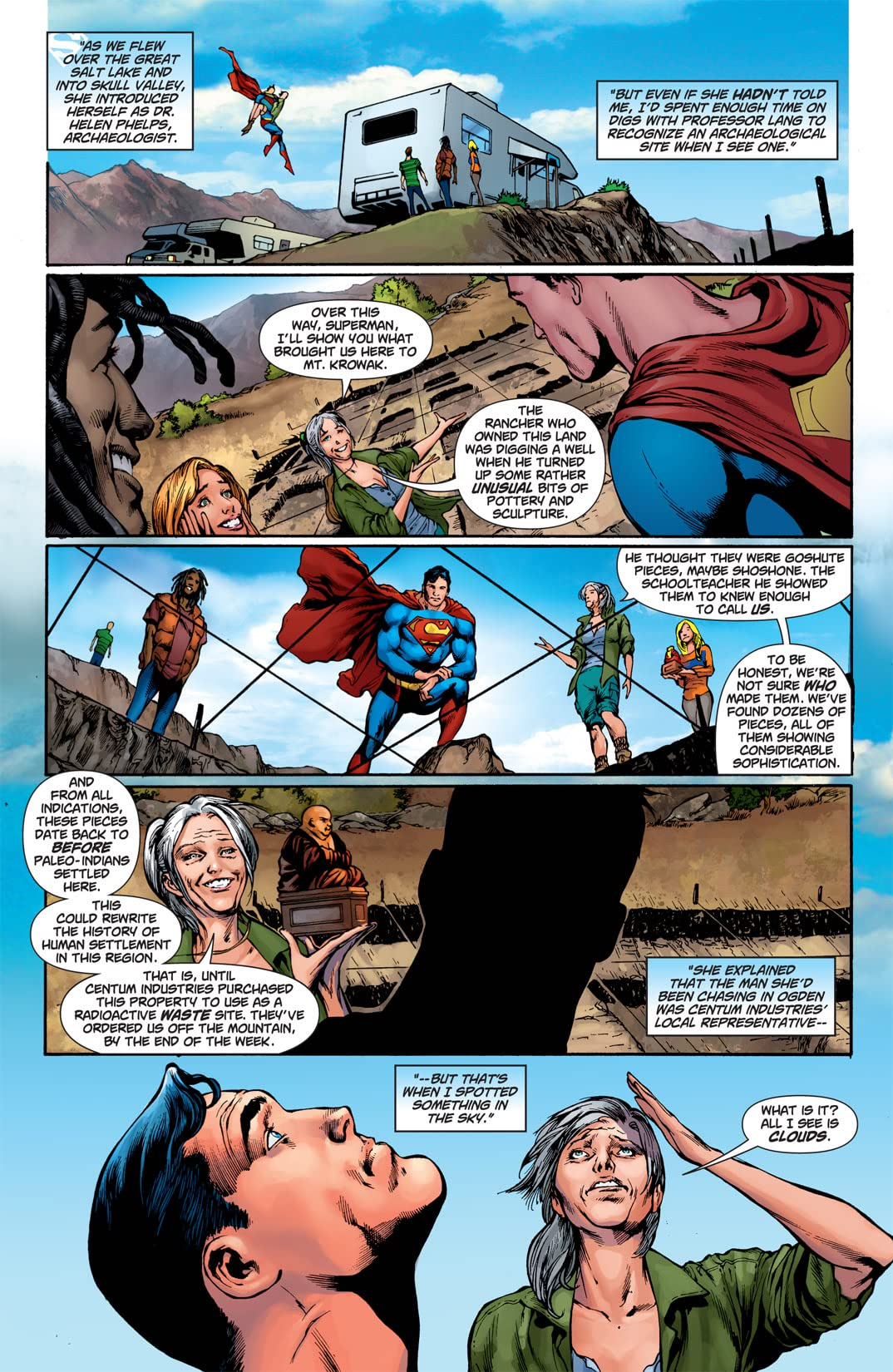 Superman (1939-2011) #710